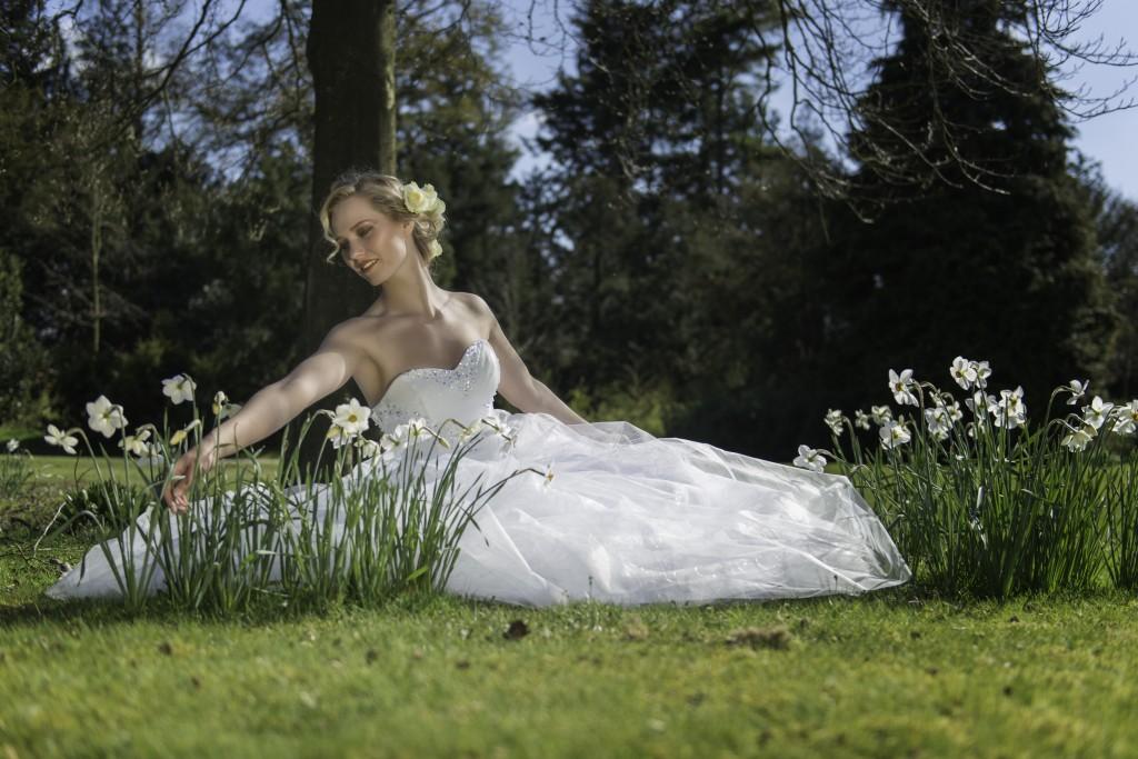 Almere bruid visagie